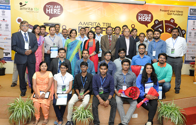 Participants-at-Amrita-TBI-PitchFest-2017