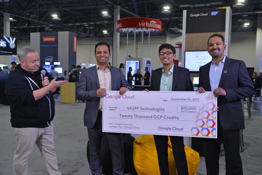 SAP TECHED 2017 - Las Vegas, USA